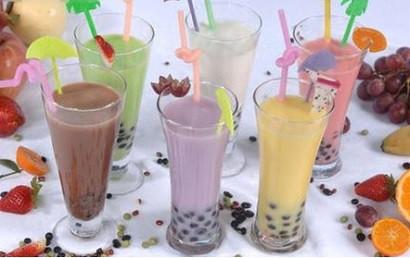 8波茶饮品加盟